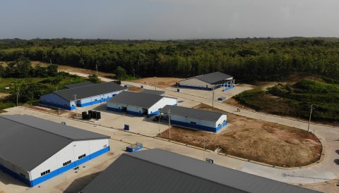 e TecK's Moruga Agro-Processing and Light Industrial Park